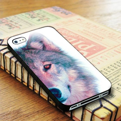 Face Wolf iPhone 4|iPhone 4S Case