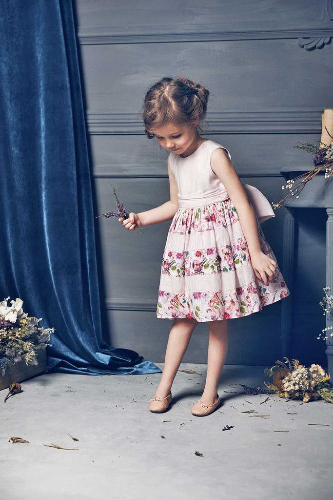 Nellystella LOVE Luca Dress in Orchid Print – The Girls @ Los Altos
