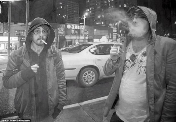 This one is not a photograph !!!!! Yes, it is a pencil drawing. The way the artist did the background details, the smoke, road and everything on the paper is just more than amazing. by Paul Cadden