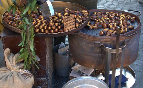 Tuscan Autumn Festival of Chestnuts and Sweet Wine