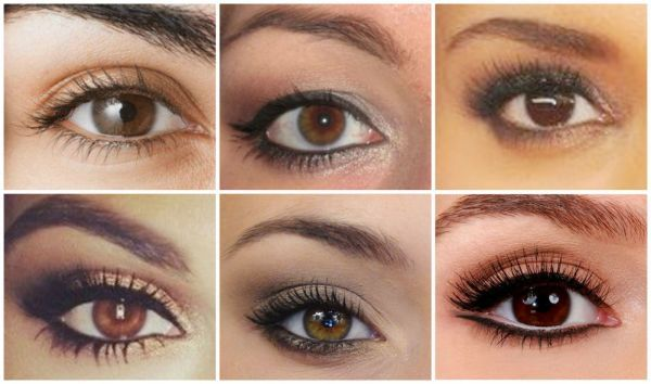 66 Best Images About Maquillage Yeux Marrons On Pinterest Smoky Eye Hazel Eyes And Eyes