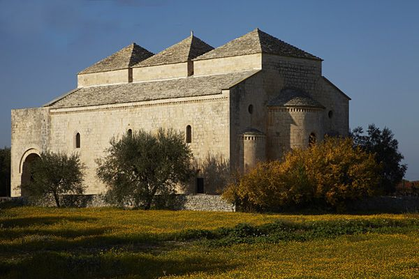 La Chiesa di Ognissanti di Valenzano - Basilica