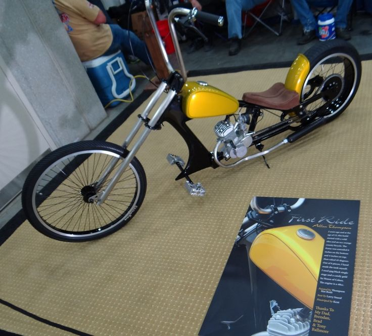 mini chopper - Mini Chopper Frame