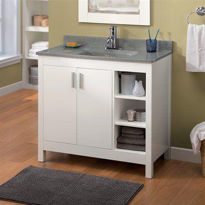 Bathroom Vanities 36 X 18 98 best renovations images on pinterest | bathroom ideas, home