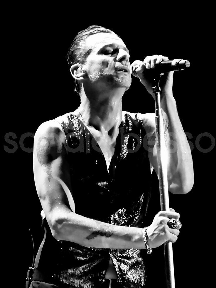 Dave Gahan - Delta Machine Tour - da Sandie Besso