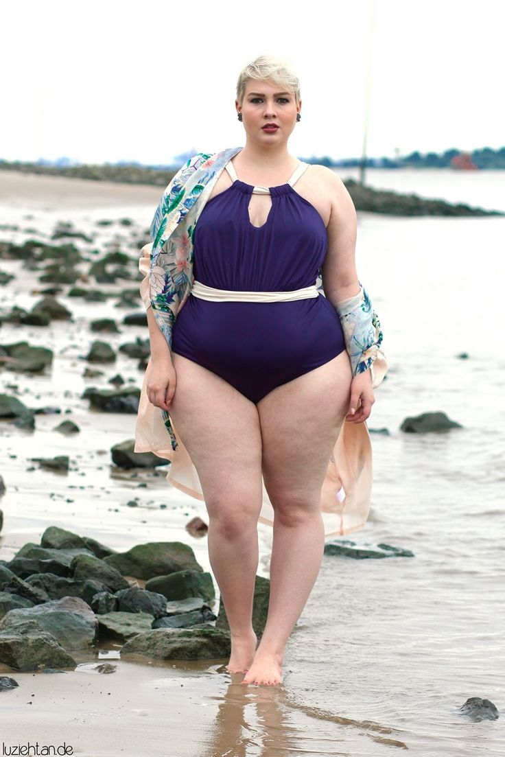 bbw swimsuit Beach Body Not Sorry