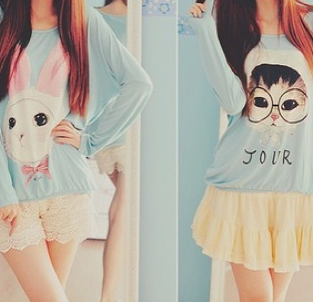 Ulzzang Fashion                                                       …