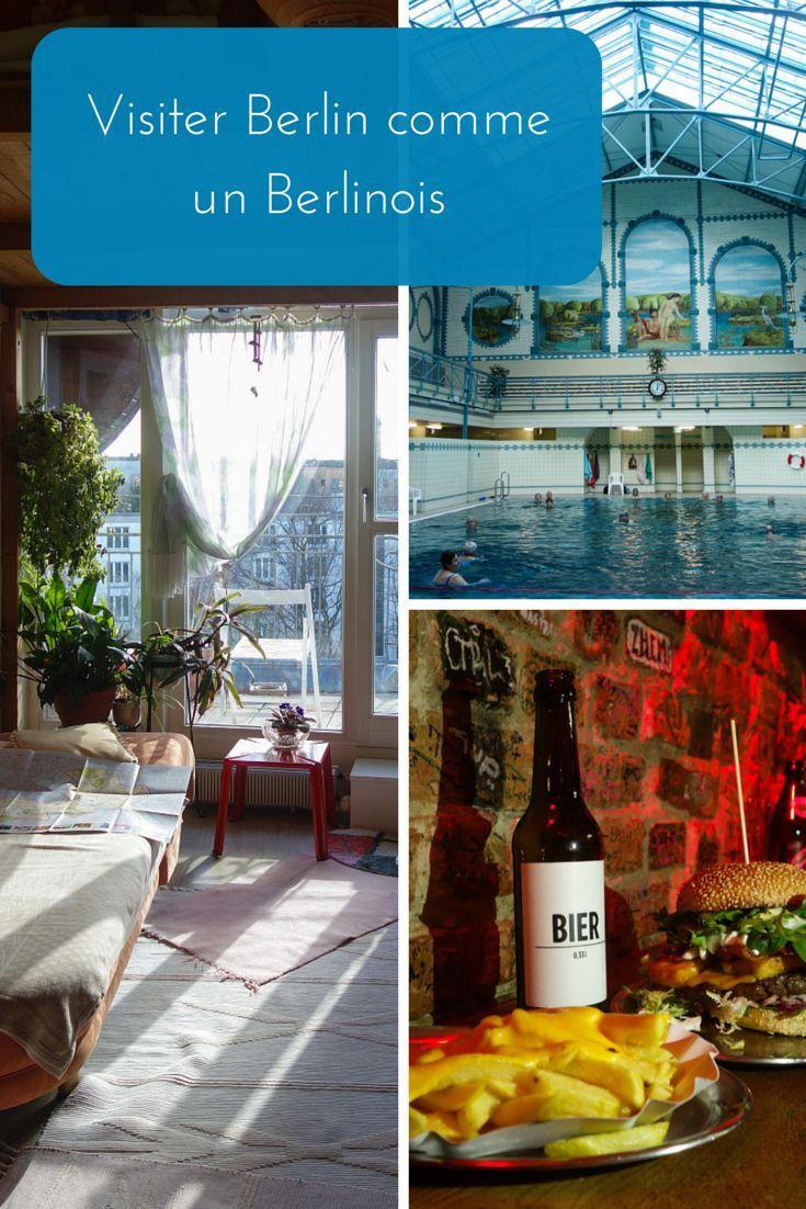 Berlin en touriste c'est bien. Visiter Berlin comme un local, c'est encore mieux. Infos, bons plans, bonnes adresses, visites hors des sentiers battus, sorties, etc!