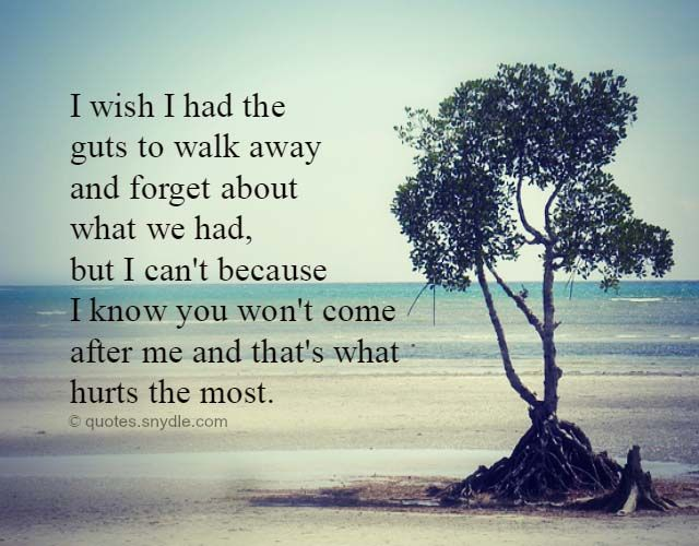 Incredibly Sad Quotes That Will Give You
