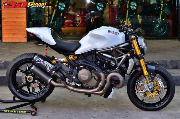 Ducati Monster 1200S - Khi quỷ dữ xài hàng hiệu - 93434
