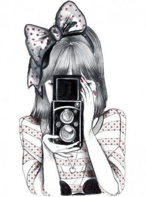 Vintage... love the camera