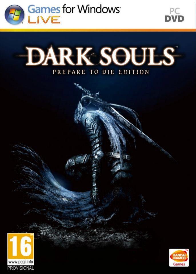 imagen Dark Souls Prepare to Die Edition [2012] [Español]