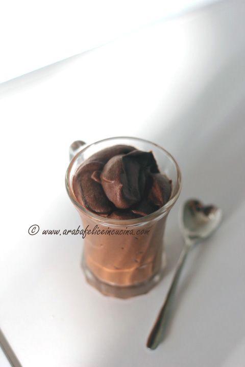 Mousse furbissima ed istantanea al cioccolato!