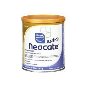CN/1 - Neocate Nutra Semi-Solid Medical Food 14 oz. Can, Unflavored