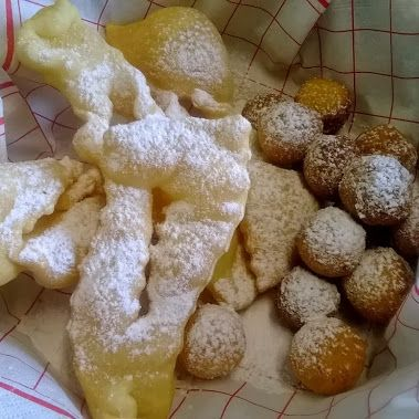 I nostri #dolci di carnevale