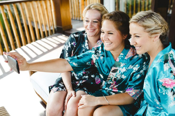 Taman Ahimsa Bali Wedding // Claire & Nick // Terralogical
