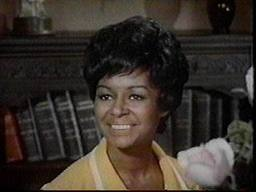 Mannix - Gail Fisher as secretary Peggy Fair