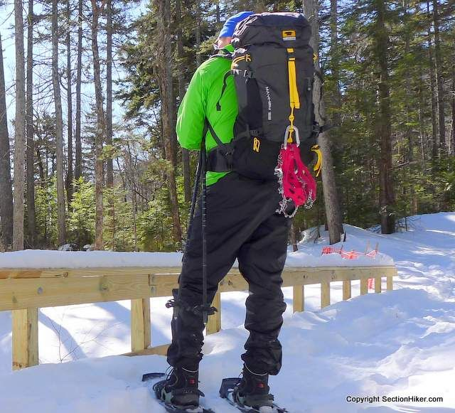 Mountainsmith Mayhem 35L Backpack Review - http://sectionhiker.com/mountainsmith-mayhem-35l-backpack-review/