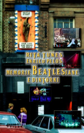 """""""MEMORIE BEATLESIANE e dintorni"""" Il libro di Rita Tunes & Enrico Pelos Genoa, Liguria, 1965 Londra... Liverpool... The dominant note of the author's life has always been, since the age of 13 years, his passion for the Beatles, ... never turned off,.. live and work in London for several years during the years '70 / 80,... This book is dedicated to all Beatles fans. But not only.  Pubblicazione e' in modalita' selfpublishing-print-on-demand   tutti dettagli al sito http://www.enricopelos.it"""