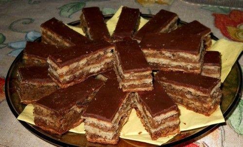 Fenséges diós zserbó - annyira finom, hogy én már csak így sütöm! - Ketkes.com