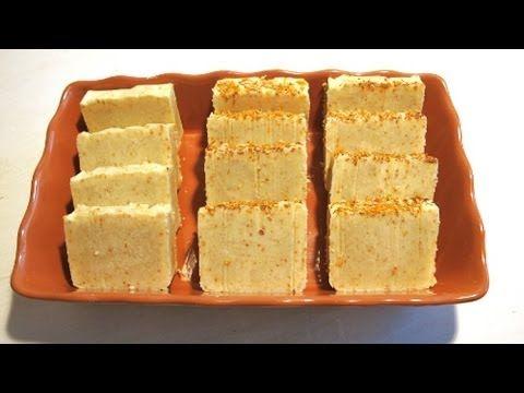 Cómo hacer jabón de naranja casero - YouTube