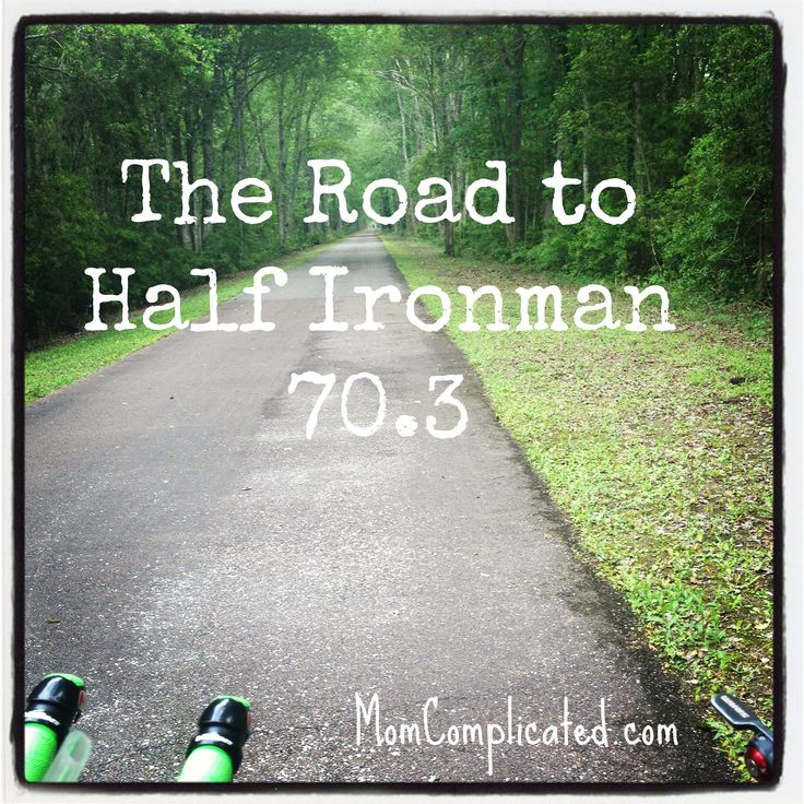 half ironman training, 70.3, prepping for the race