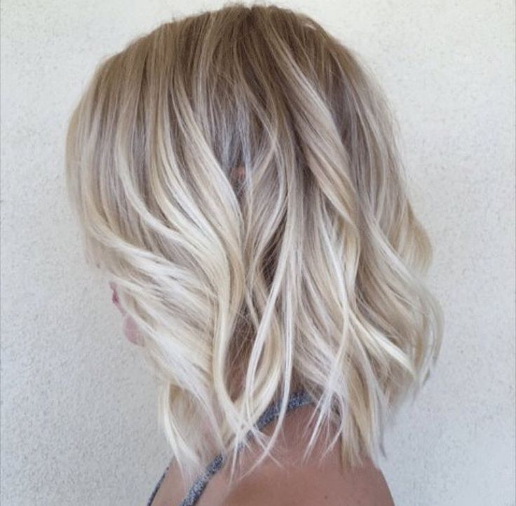 White blonde bob.. might be my fav!!