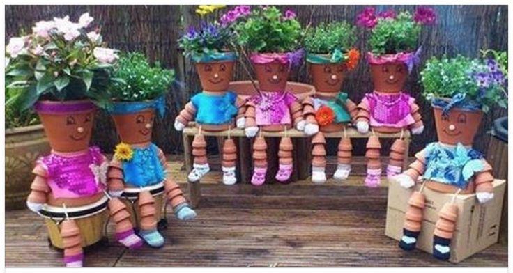 Image illustrant l'article Un tuto et 24 photos pour réaliser vos sculptures en pot de terre cuite !