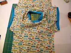 T-shirt, the making off. Maak na het bestuderen van deze tutorial je eigen T-shirt van onze By Lots stoffen!