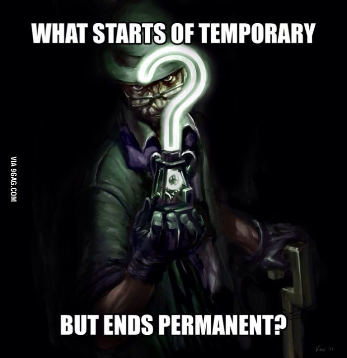 The riddle of the day - 9GAG