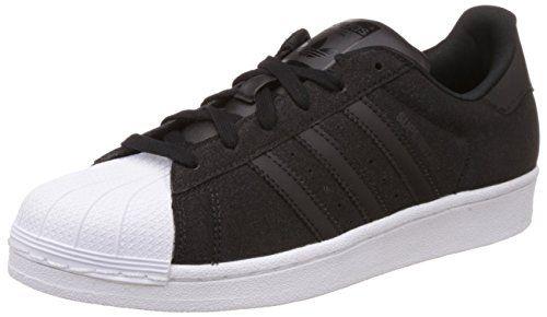 adidas Superstar Damen Sneakers, schwarz / weiß, 42 - http://on-line-kaufen.de/adidas/42-eu-adidas-superstar-damen-sneakers