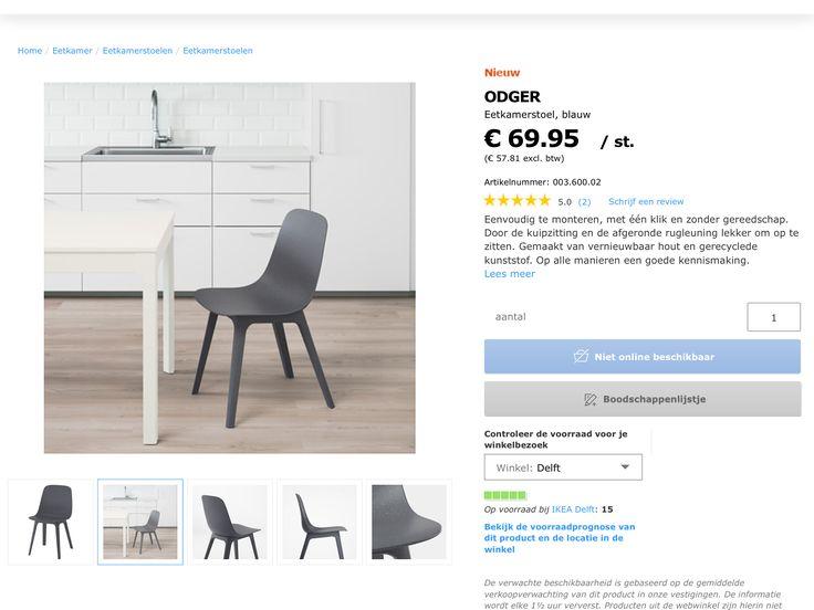 12 best keukentafel stoelen images on pinterest for Keukentafel en stoelen