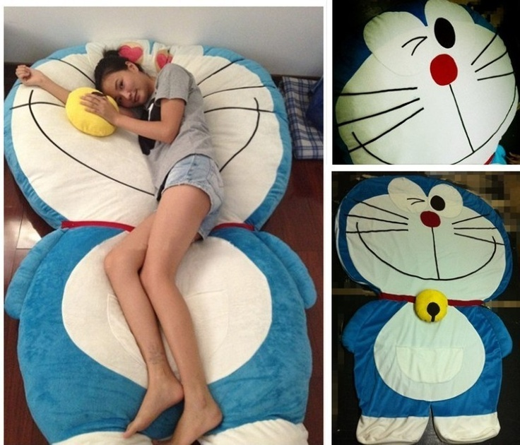#Doraemon #Bed