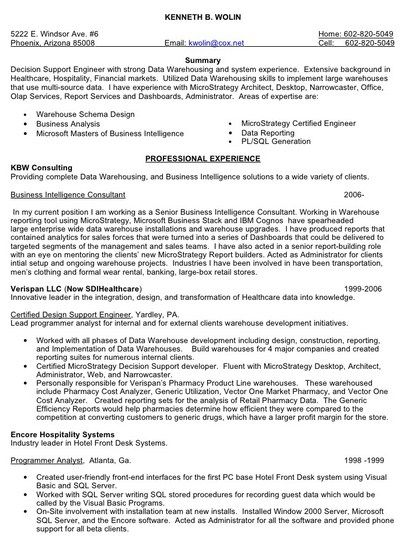 fine dining server resume example