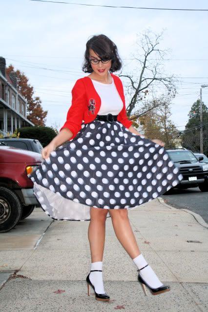 vestimenta de los años 50 pin up - Buscar con Google