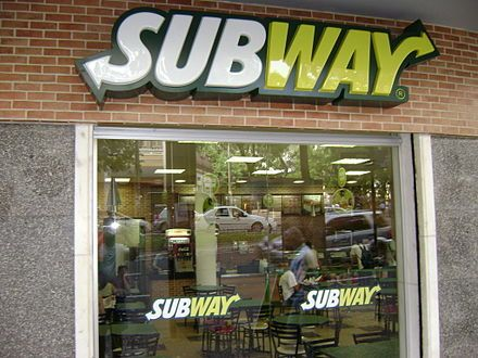 Subway (restaurant) - Wikipedia, the free encyclopedia....the worlds's largest restaurant chain.