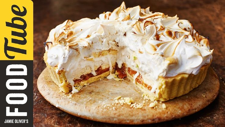 Mind Blowing Banoffee Alaska! | Jamie Oliver