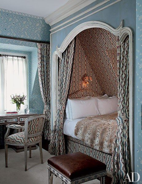 1000 ideas about wall nook on pinterest bed in wall for Bed nook ideas