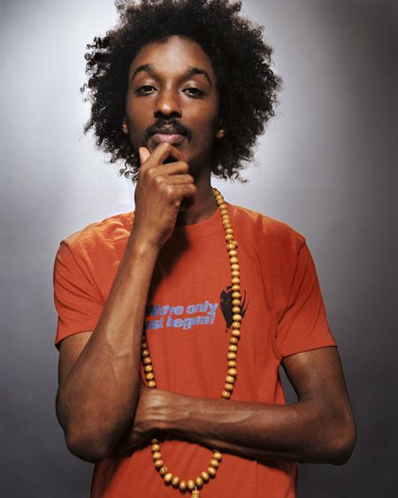 Interview with K'Naan