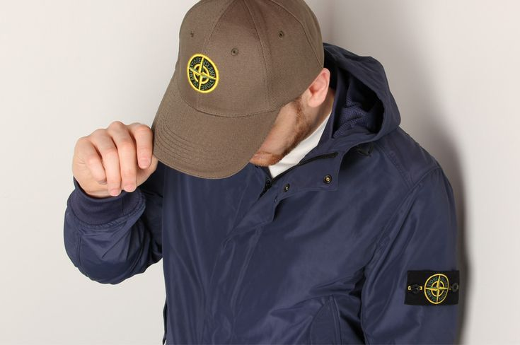 Various pieces of Stone Island from a recent seasonal collection