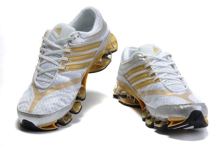hot sale online 85040 157f4 ... I just like this Adidas Titan Bounce Couple White Gold under   60.00   Adidas  Running Adidas Springblade Men Black ...