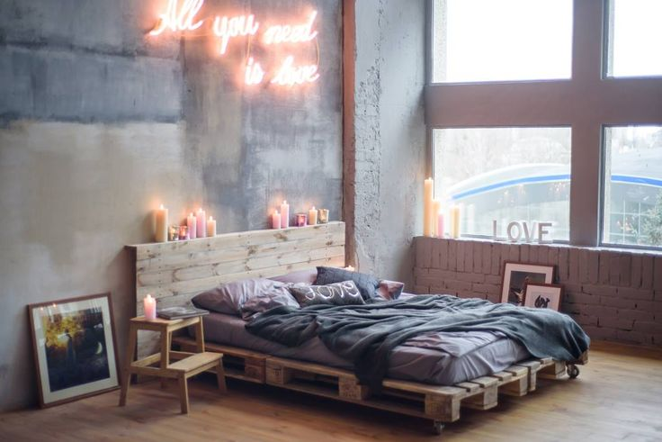 Весенняя инсталляция в фотостудии Фьюжн - All you need is love