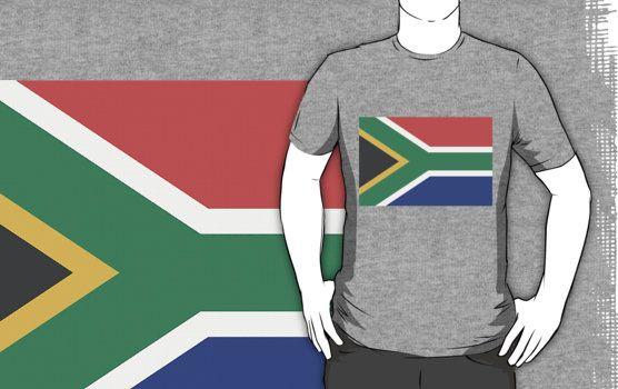 Vlag van Suid-Afrika by IMPACTEES