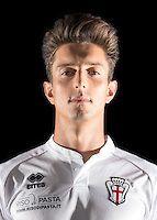 Italian League Serie B -2014-2015 / <br />  Luca Castiglia  - <br />  ( FC Pro Vercelli )