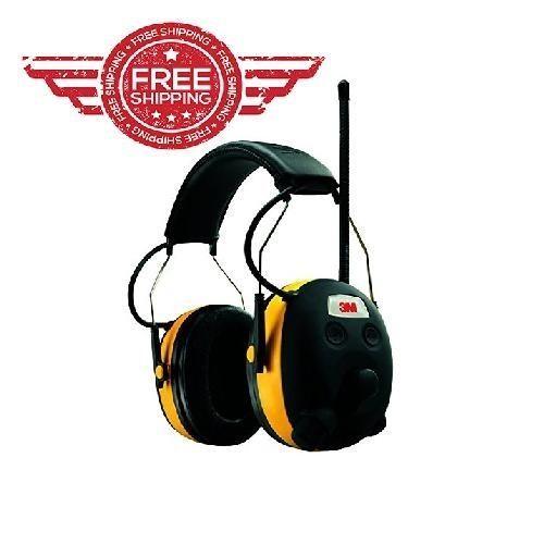 Radio-Ear-Muffs-Protection-Best-Digital-AM-FM-Radio-Headphones-MP3-Music-Mowing