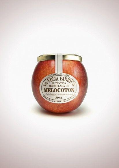 Jam La Vieja Fabrica: Peach