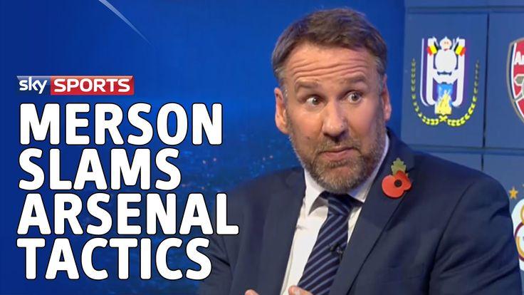 Paul Merson: Arsenal Tidak Memiliki Kesempatan untuk Memenangkan Liga Premier Inggris