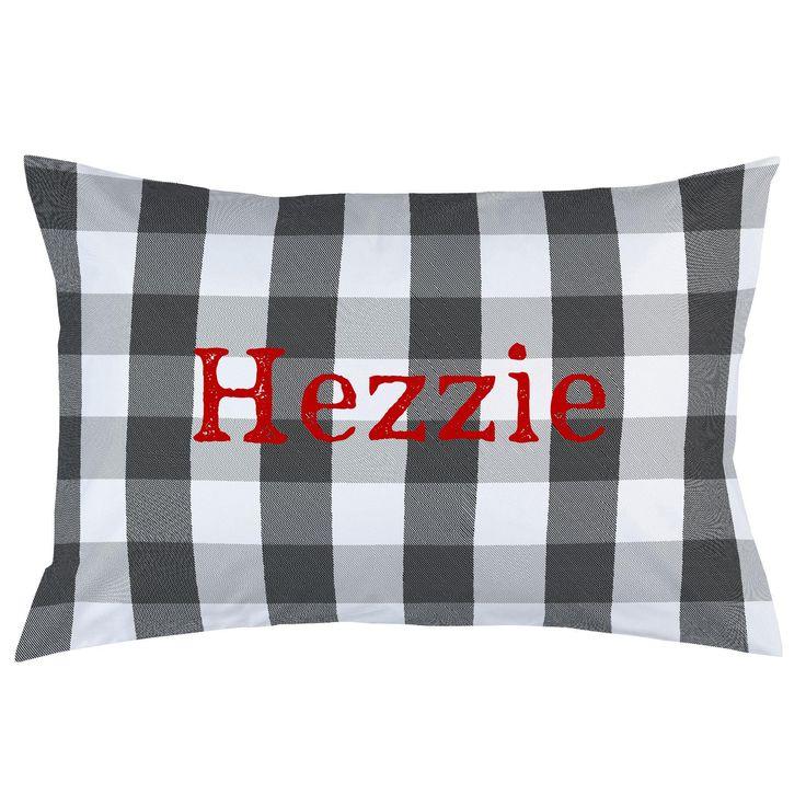 Design Your Own Organic Pillow Case
