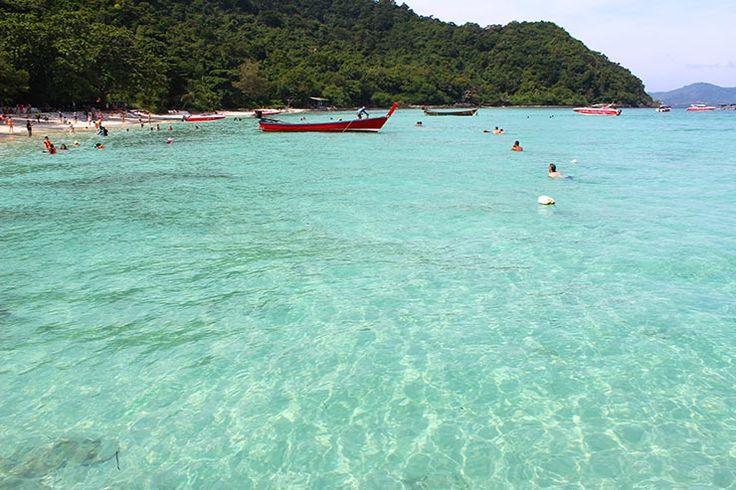 Coral Island em Phuket, Tailândia (Foto: Esse Mundo É Nosso)