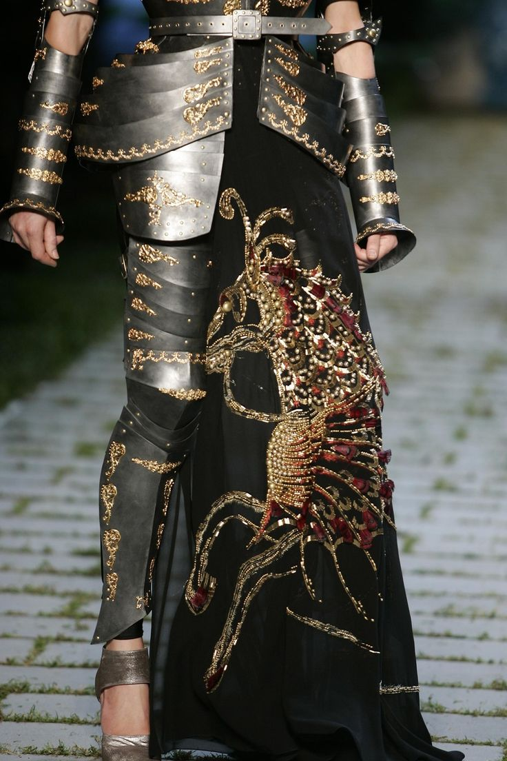 2488 best galliano images on pinterest john galliano for Couture vs haute couture